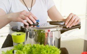 Economizando gás de cozinha